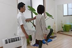 鹿沼市交通事故むちうち.com:早期回復のための専門的な治療写真